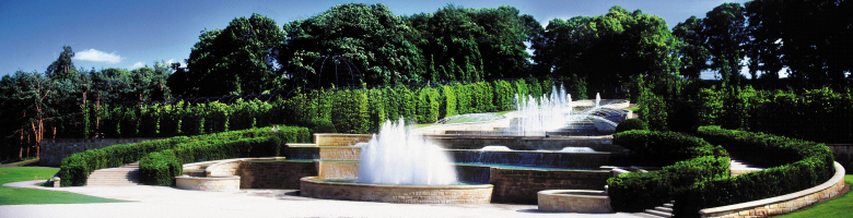 The Alnwick Garden, Northumberland