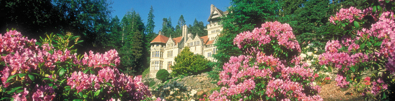 Cragside House and Gardens, Northumberland